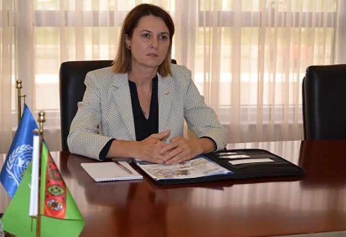 WHO Representative in Turkmenistan Praises Country's Coronavirus Prevention Measures