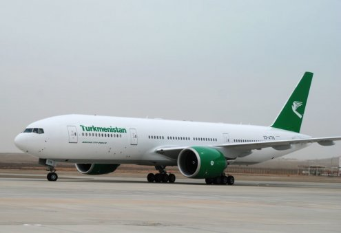 Construction of Kerki Airport in Turkmenistan Nears Completion