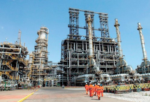 Turkmenbashi Oil Refinery Produces Around 45 Thousand Tons of Polypropylene