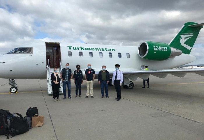 WHO Mission Arrives in Turkmenistan For COVID-19 Consultations