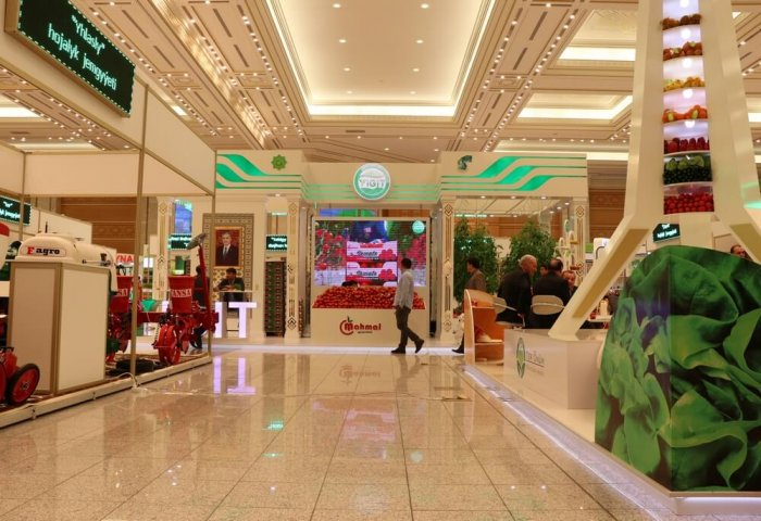 Turkmen Businesses to Demonstrate Their Achievements at Exhibition in Ashgabat