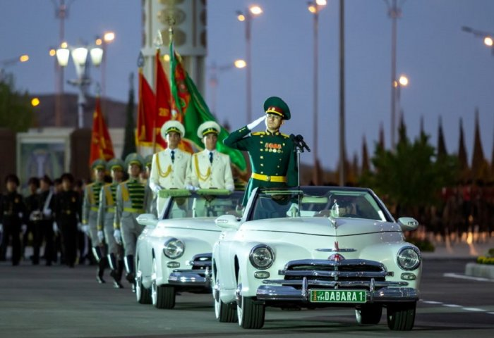 Turkmenistan Celebrates 75th Anniversary of Victory in Great Patriotic War