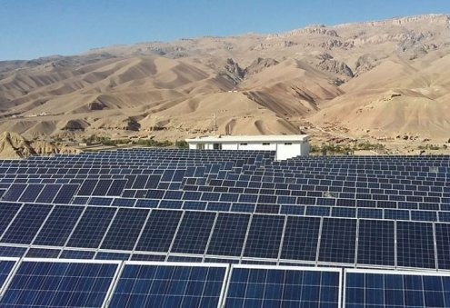 Afghanistan to Build $160 Million Renewable Energy Projects
