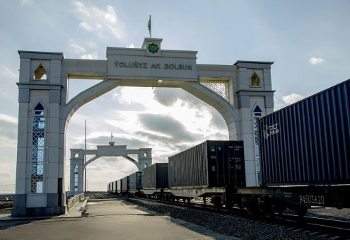Railway officials of Turkmenistan, Uzbekistan, Iran Mull Transport, Transit Issues