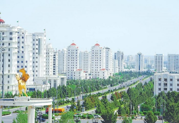 Turkmenistan's GDP Expected to Grow 5.9% This Year