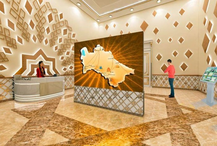 Turkmen Pavilion to Cast a Spotlight on Achievements