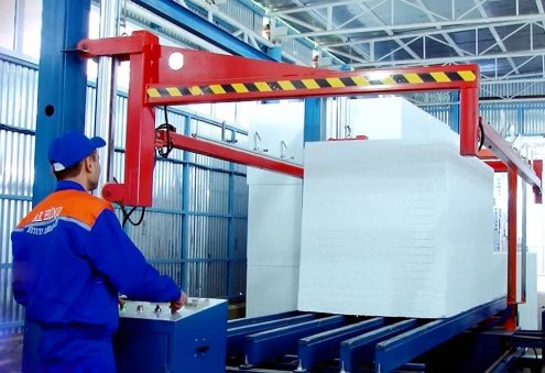 Turkmen Company Launches Plastic Sheet Production From Domestic Raw Materials