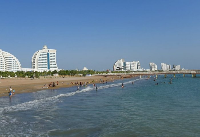 Turkmenistan Starts Issuing Residents Vacation Permits For Avaza Tourist Zone