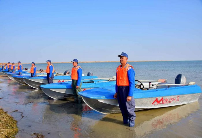 Myradym Catches 50 Tons of Fish in Its Private Reservoirs