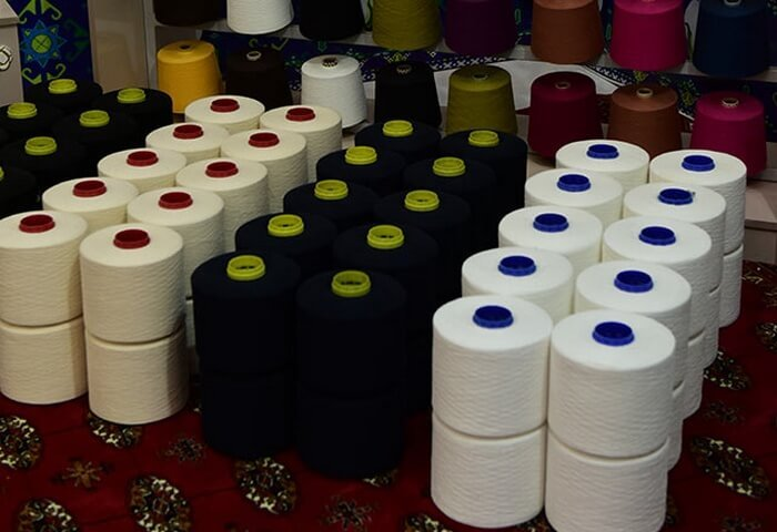 Foreign Businesses Purchase Cotton Yarn Through Turkmen State Exchange