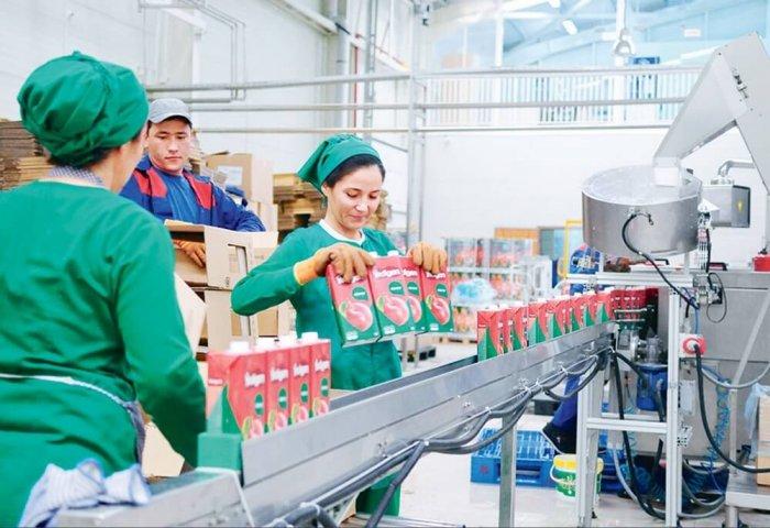 Turkmenistan's Ýüpekçi to Launch Production of New Drinks