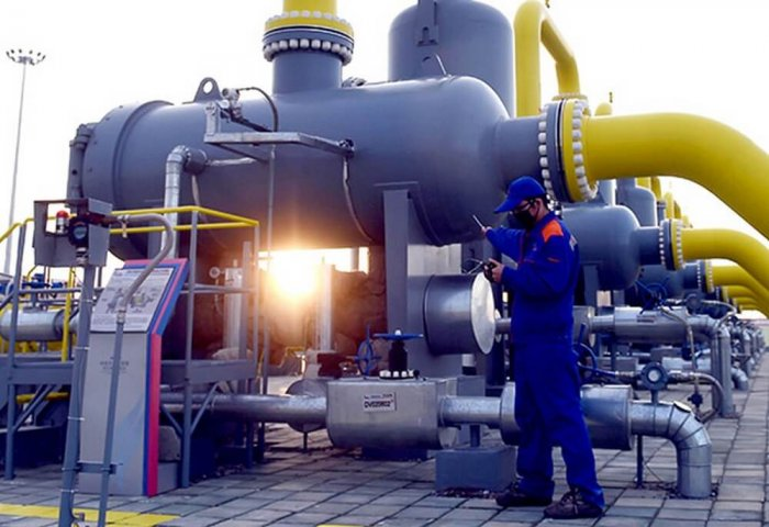 Central Asia-China Pipeline Transports Oves 39 bcm of Natural Gas