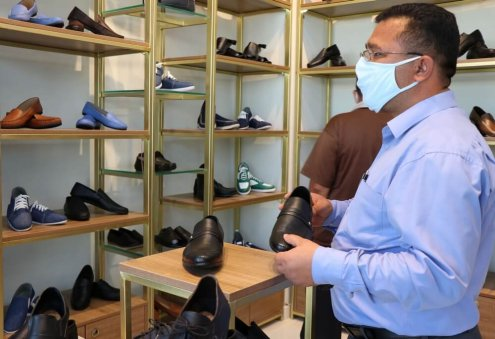 Türkmen-Galkan Produces Footwear Worth Over 9 Million Manats