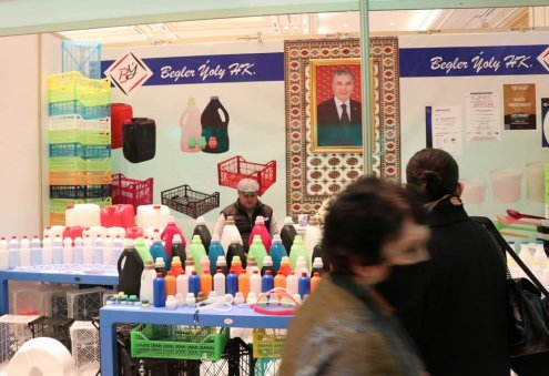 Turkmen Private Sector Continues to Grow