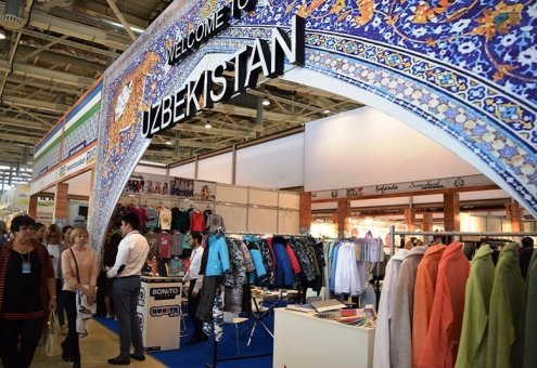 Uzbekistan Boosts Its Textile Production