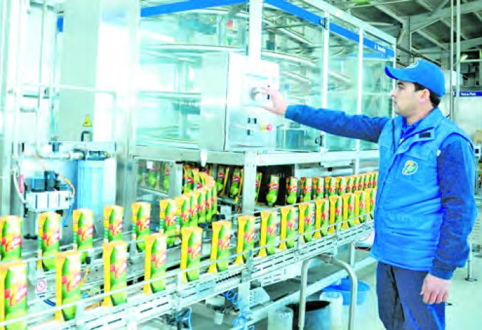 Ak Ýaprak Uses Tetra Pak Technology in Juice Production