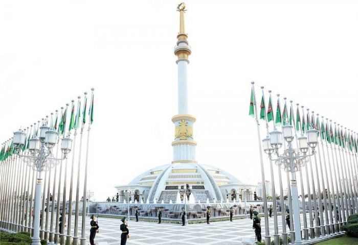 Turkmenistan Celebrates 29th Anniversary of Independence
