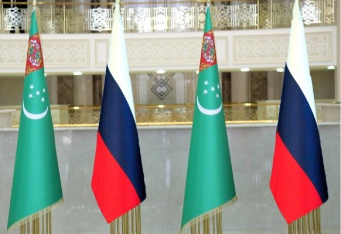 Ashgabat, Moscow Consider Possibilities of Increasing Mutual Trade Turnover