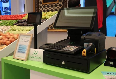 Agzybirlik Tilsimaty Supplies Turkmen Retail Outlets With Modern Equipment