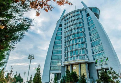 Turkmen State Communications Agency Holds Online Conference on Digitalization