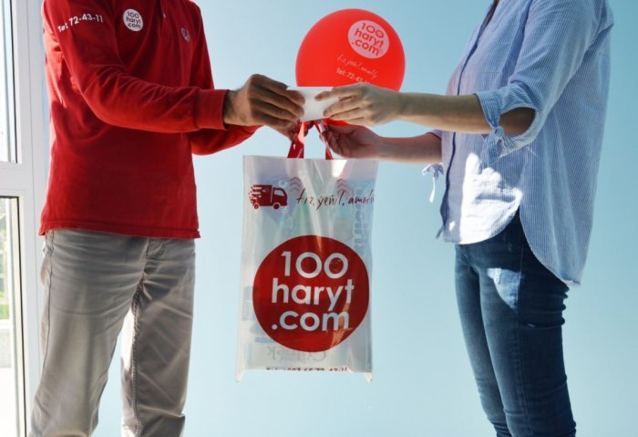 100haryt Simplifies Shopping for Consumers