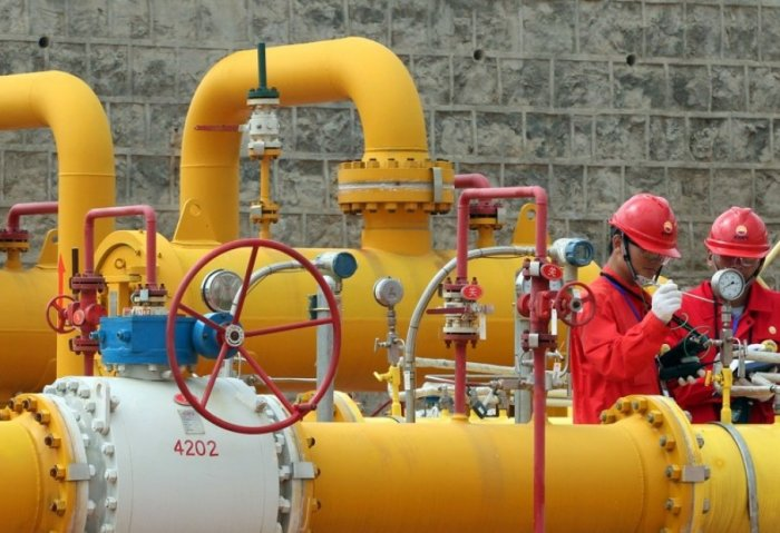 China-Central Asia Pipeline Transports 47.9 Billion Cubic Meters of Gas