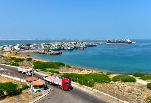 Iran to Build Port Along Makran Coast