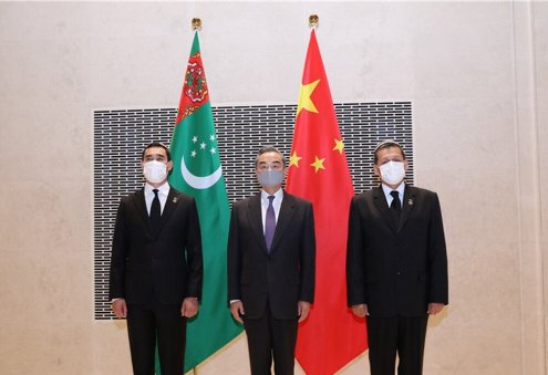 China Targets Comprehensive Cooperation in Natural Gas With Turkmenistan