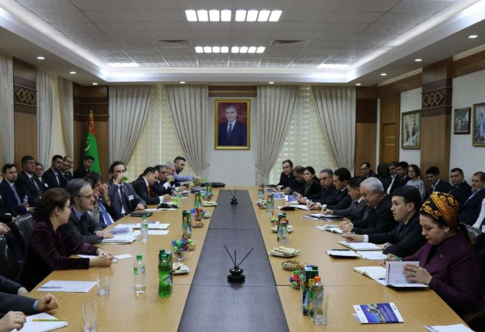 German Businesses Express Interest in Investments in Turkmenistan