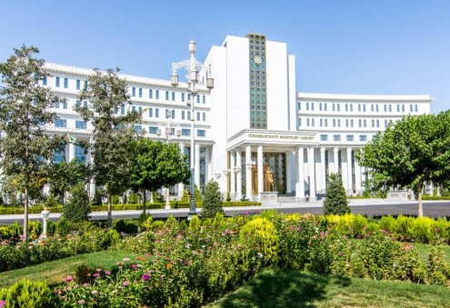 New Post of Vice-Premier Created in Turkmenistan's Cabinet of Ministers