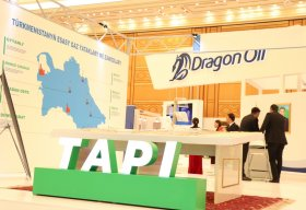 International Oil and Gas Forum Kicks Off in Ashgabat