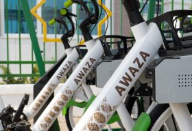 Avaza Rolls Out Eco Bikes