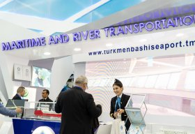 Caspian Countries Showcase Innovation at Turkmenbashi Exhibition