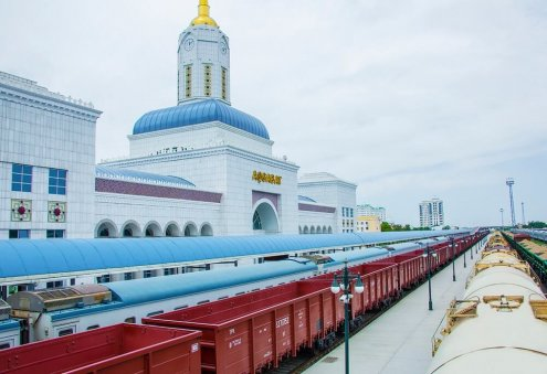 Russian Companies Intend to Participate in Turkmen Railways' Modernization