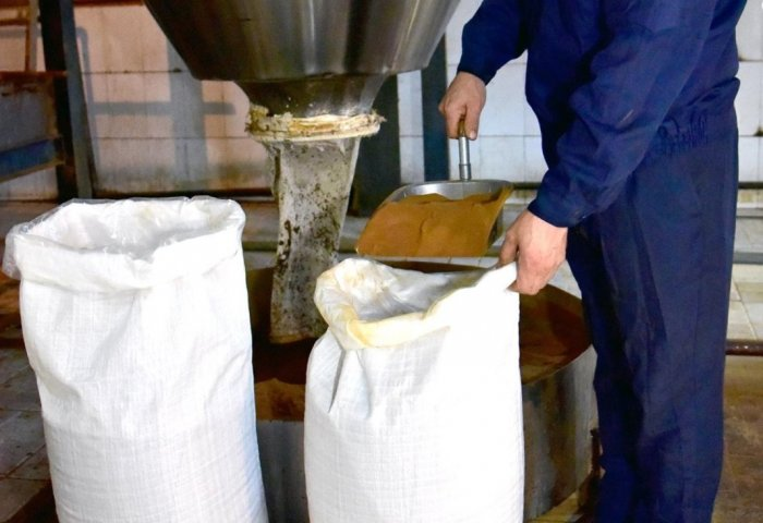 Agro-Industrial Complex in Turkmenabat Processes 54 Thousand Tons of Licorice