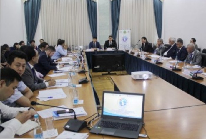 Turkmen and Kyrgyz Experts Discussed Upcoming Caspian Economic Forum