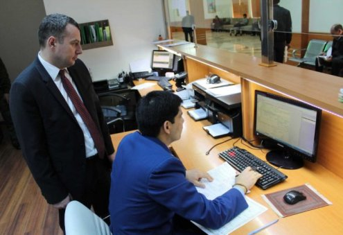 Turkmen Customs Service Switches to Electronic Document Management System