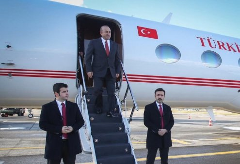 Turkey's Foreign Minister to Visit Turkmenistan, Uzbekistan, Kyrgyz Republic