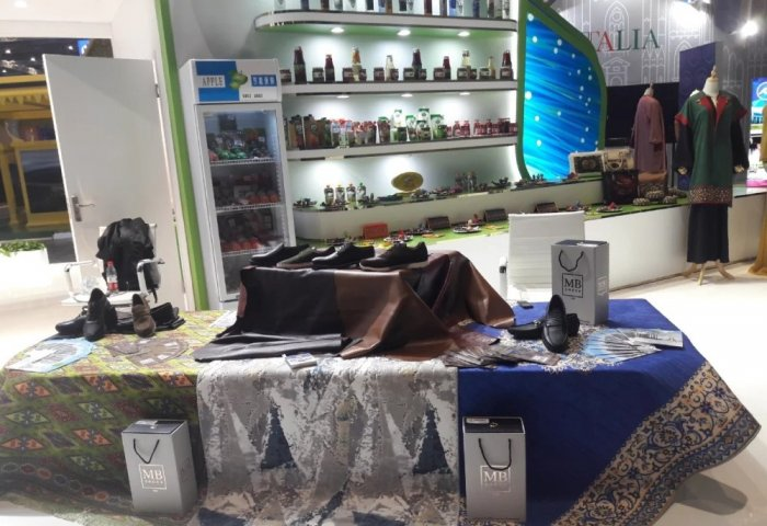 Turkmen Products Showcased at China International Import Expo 2019