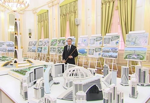 New Residential Buildings to Appear in Turkmenistan's Capital