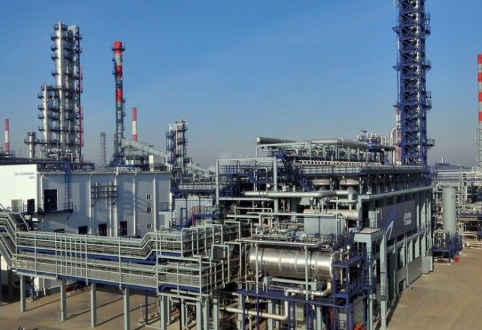 Lebapgazçykaryş Produces About 6,5 Billion Cubic Meters of Natural Gas