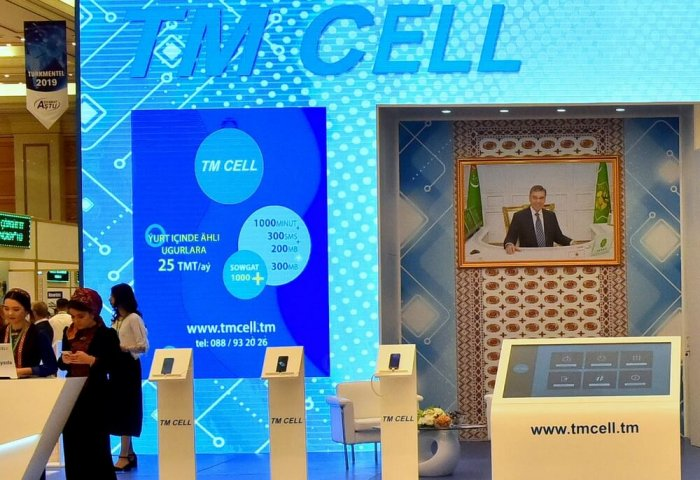 Turkmenistan's Altyn Asyr Communications Company Launches National Online Messenger