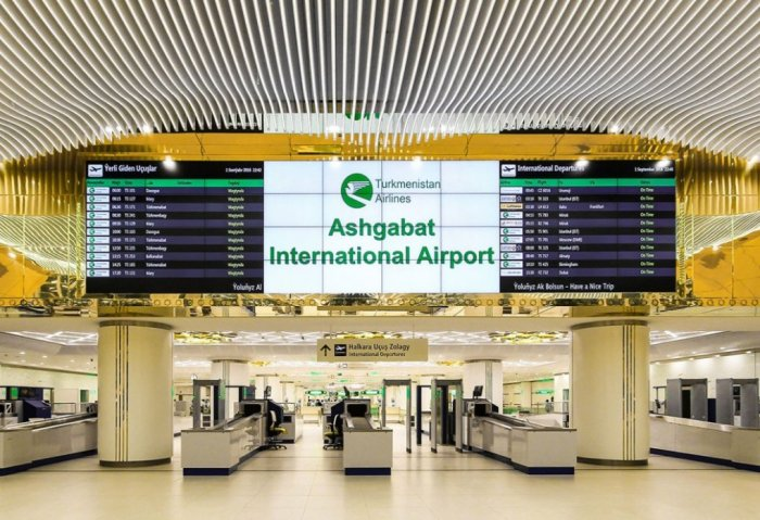 Turkmenistan Airlines Resumes Flights to Middle East