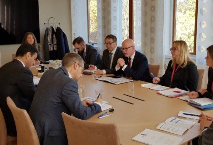 Turkmen Delegation Discusses Aspects of Cooperation in Norway