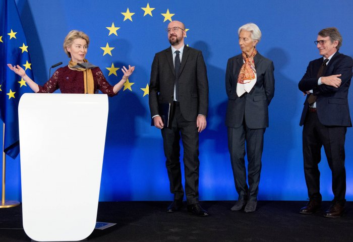 First Female European Commission President Prioritizes Fight Against Climate Change