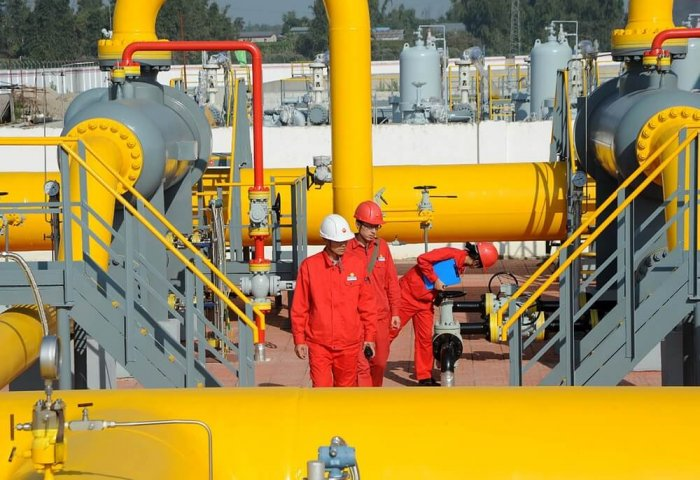 China Imports Nearly 2.8 bcm of Turkmen Gas in January