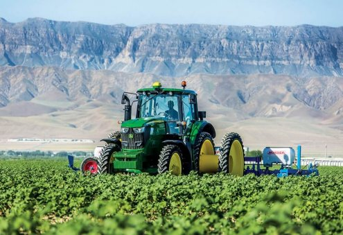 Turkmenistan Creates Special Land Fund For Agricultural Producers