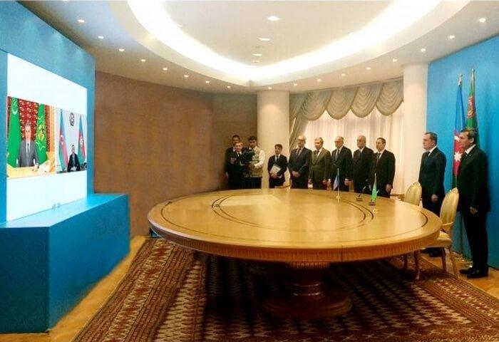 Turkmenistan, Azerbaijan to Jointly Develop Dostluk Field in Caspian Sea