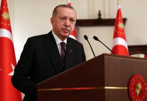 Erdogan Invites Turkmen President to ECO Summit