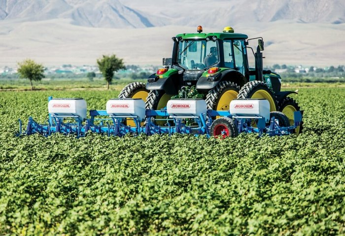French Businesses Express Readiness in Participating in Turkmen Agricultural Projects